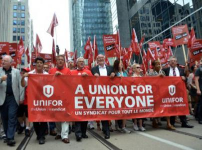 Unifor Rally