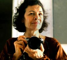 Ziba Kazemi was a Canadian photojournalist murdered in Iran. Courtesy zibakazemi.org
