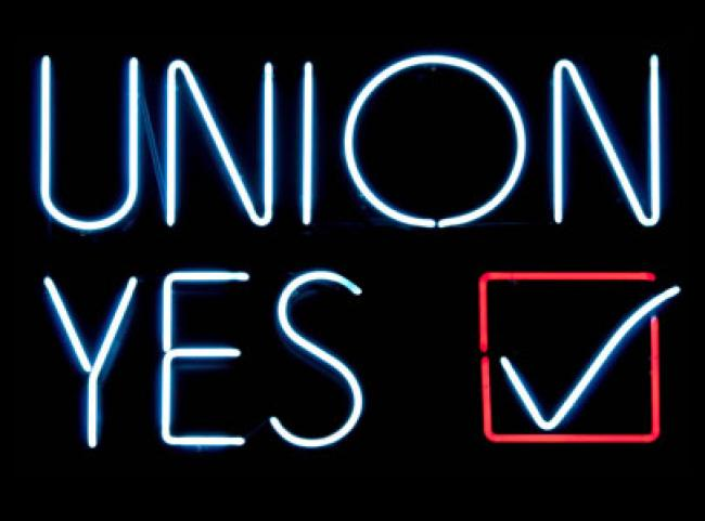 Top Ten Reasons to Unionize.